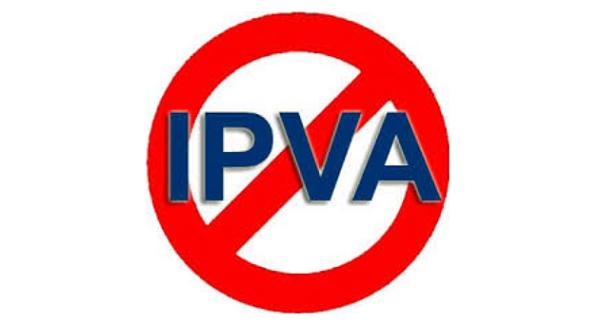 Isenção IPVA 2019